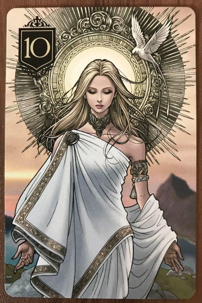 XENOの英雄のカード