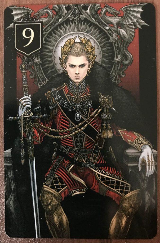 XENOの皇帝のカード