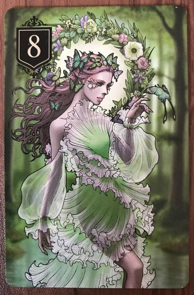 XENOの精霊のカード