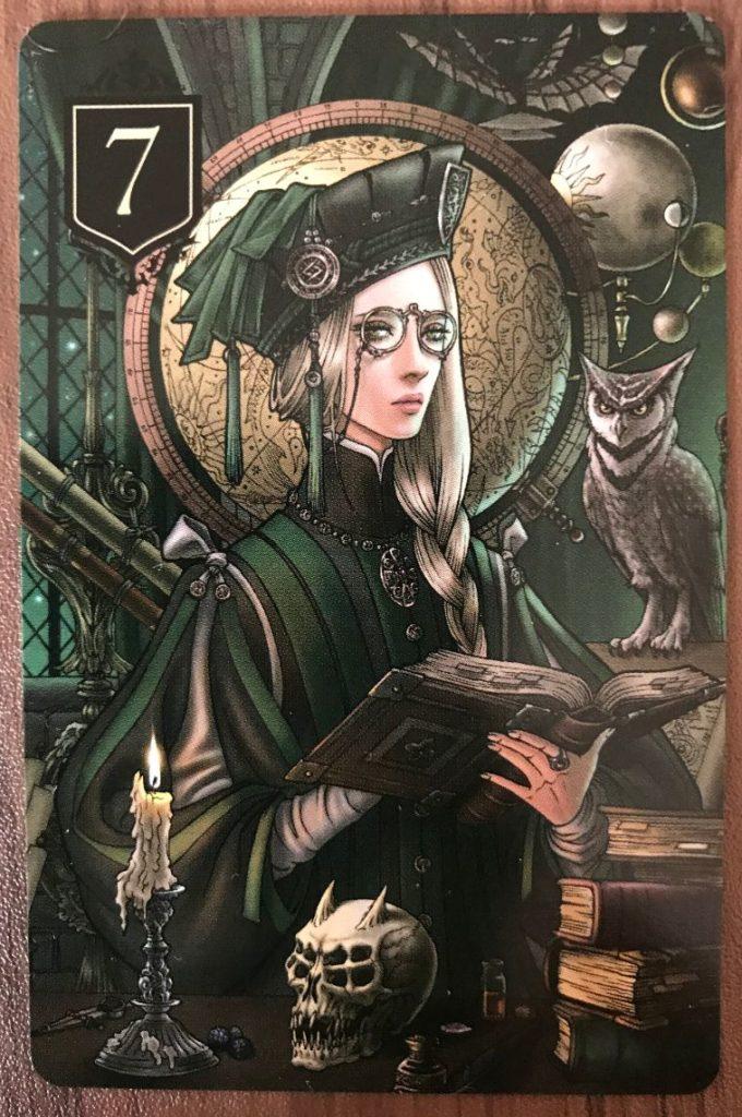 XENOの賢者のカード