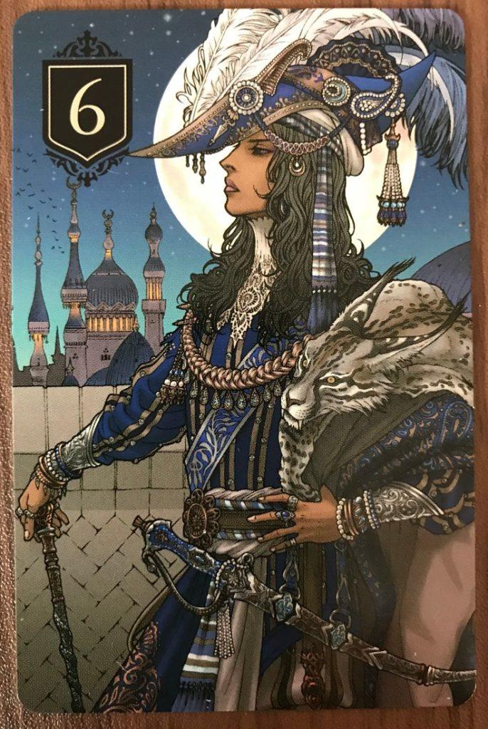 XENOの貴族のカード