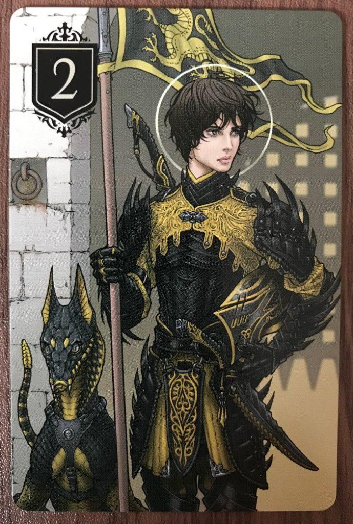 XENOの兵士のカード