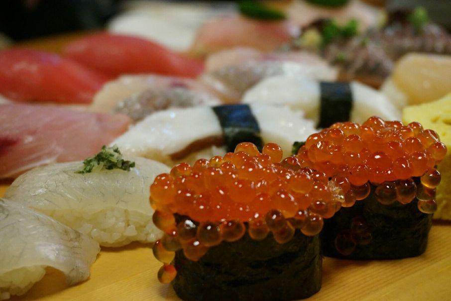 寿司処松のの寿司