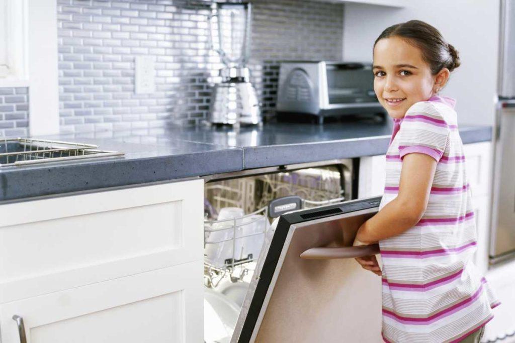 食洗機で皿洗いを楽にする