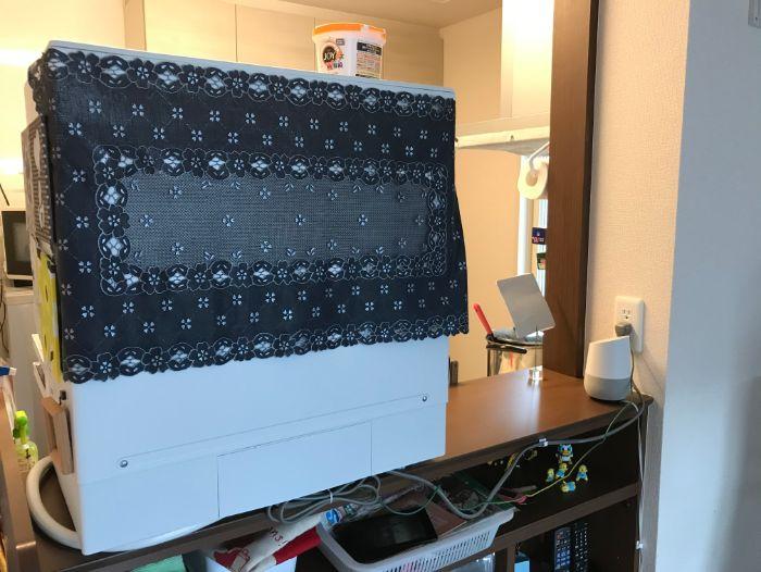 パナソニック食洗機NP-TH2を設置