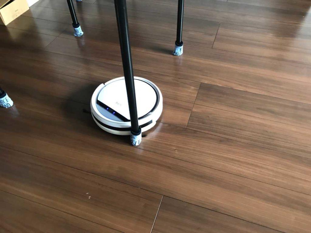 ロボット掃除機ILIFE(アイライフ)V3s Proのスポットモード