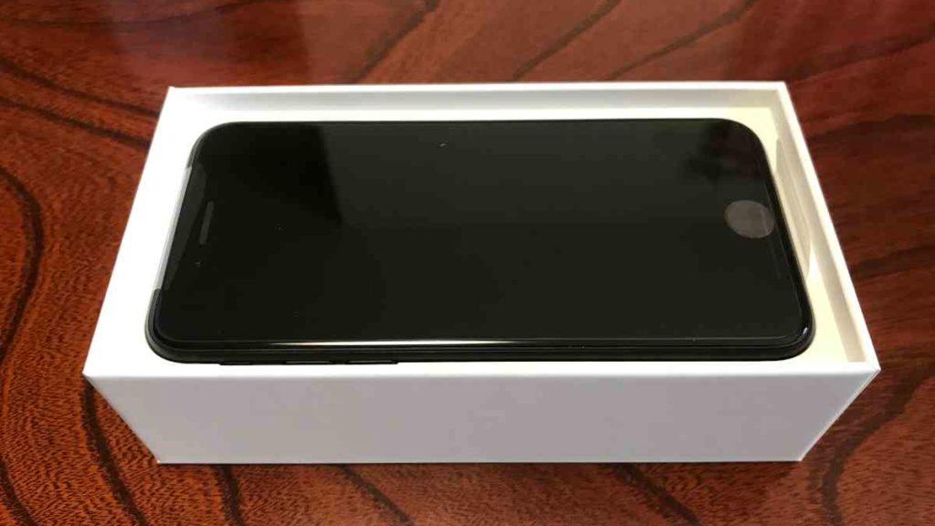 iPhone SE(第2世代)の同梱物