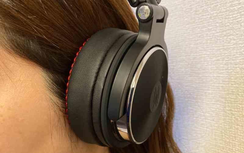 OneOdio Pro50の装着感