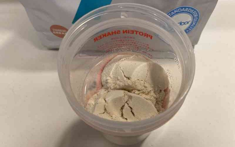 マイプロテインストロベリークリームの味をレビュー