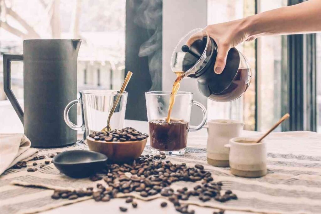 カフェインの効果を得る最適な摂取時間