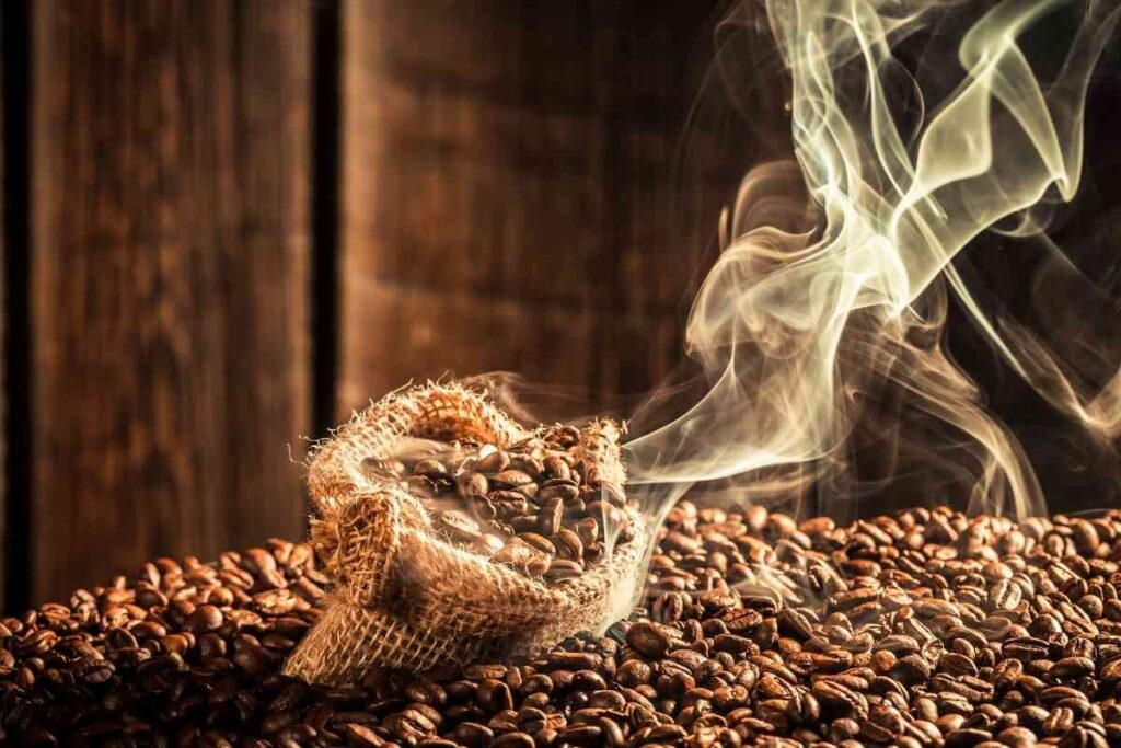 カフェインの1日の摂取量は?